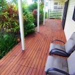 Two bedroom villa patio.