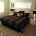 First floor queen size bedroom.